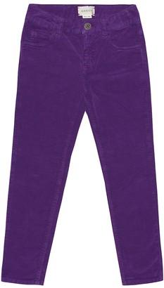 Gucci Kids Stretch cotton jeans