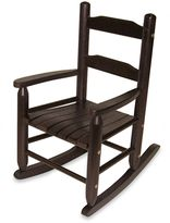 Lipper Child's Rocking Chair in Espresso