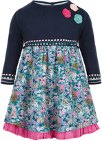 Monsoon Baby Jessie 2 In 1 Cord Dress