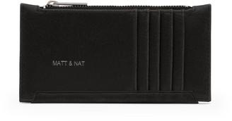 Matt & Nat JESSE Slim Wallet - Black
