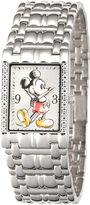 Disney Mens Square Micky Bracelet Watch