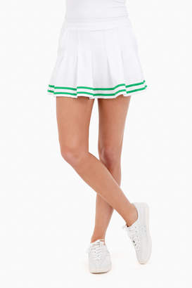 Boast Kelly Trim Original Pleated Tennis Skirt