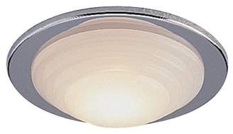 Firstlight 50 Watt/1 x 12 V Ip44 Low Voltage Bathroom Downlight Chrome Dichroic