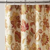 Pier 1 Imports Glencove Spice Shower Curtain
