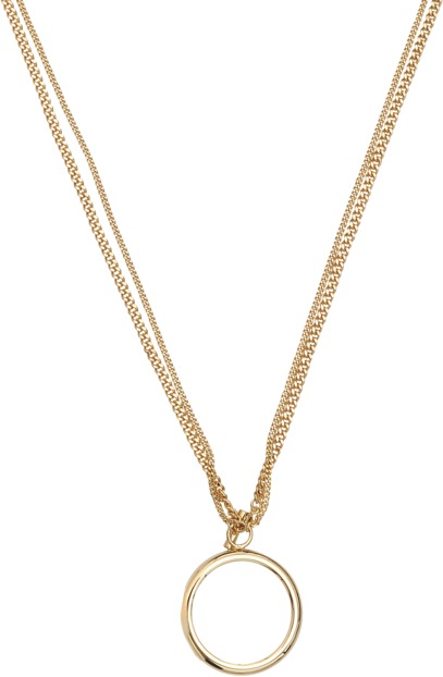 Chloé Carly long pendant necklace