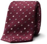 Emporio Armani Woven Spot Tie