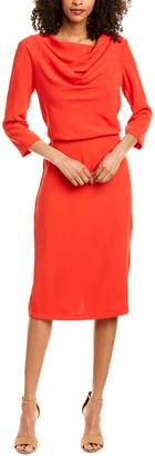 Isabel Garcia Blouson Dress