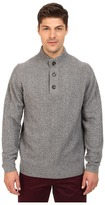 Rodd & Gunn Leamington 1/4 Button Sweater