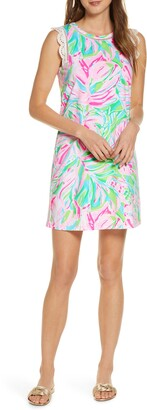 Lilly Pulitzer Agee Sleeveless Shift Dress
