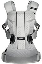 BABYBJÖRN BABYBJ?RN Baby Carrier One Air (Silver, Mesh) by Baby Bjorn