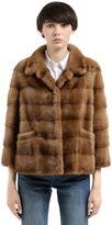Simonetta Ravizza Mink Fur Jacket