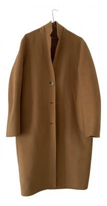 Acne Studios Camel Wool Coats