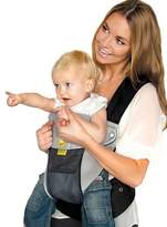 Lillebaby 6-Position Complete Airflow Baby & Child Carrier - Charcoal/Silver