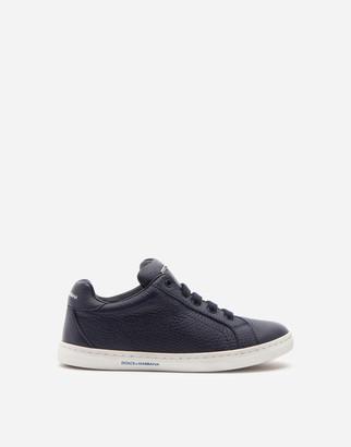 Dolce & Gabbana Deerskin Basketball Shoes