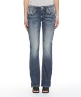 Vigoss Dark Wash Chelsea Bootcut Jeans