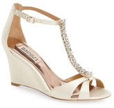 Badgley Mischka Women's 'Romance' Wedge Sandal