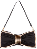 Moschino Embellished Bow Bag