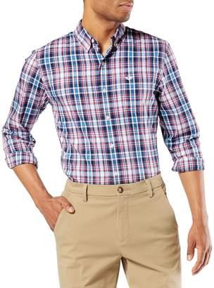 Dockers Signature Comfort Flex Long-Sleeve No Wrinkle Shirt