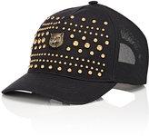 Gucci Men's Studded Cotton Baseball Cap