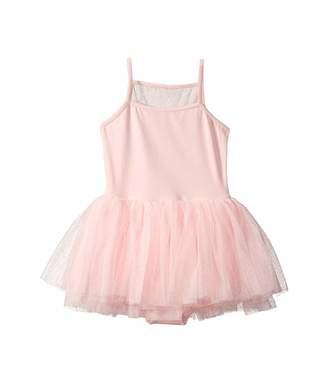 Bloch Mesh Back Camisole Tutu Dress (Toddler/Little Kids/Big Kids)
