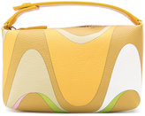 Emilio Pucci abstract print makeup bag - women - Polyurethane - One Size