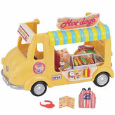 International Playthings Calico Critters Hot Dog Van