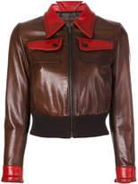 Prada bicolour jacket