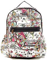 Sakroots Artist Circle Zip Around Backpack