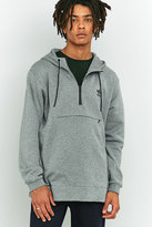 Adidas Originals Shadow Tones Grey Half-zip Pullover Hoodie