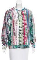 Mary Katrantzou Printed Crew Neck Sweatshirt