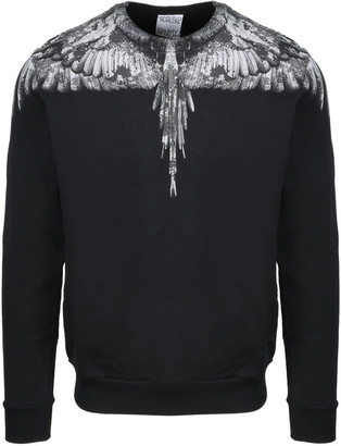 Marcelo Burlon County of Milan Camou Wings Regular Sweater