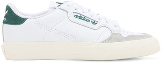 adidas CONTINENTAL VULCANIZED LEATHER SNEAKERS