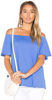 Susana Monaco Adela Top in Blue. - size S (also in XS)