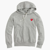 Comme des Garcons PLAY pullover hoodie