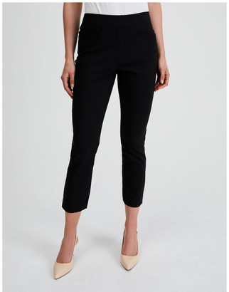 Regatta Essential Stretch Crop Pant in Black