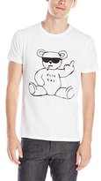 French Connection Men's Rude Bear Short Sleeve T-Shirt