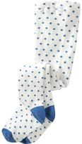 Old Navy Polka Dot Tights for Baby