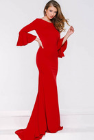 form fitting red dress - ShopStyle