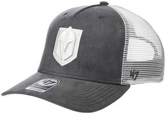 dv '47 Nhl '47 NHL Vegas Golden Knights Ultrabasic Mesh Snap 47 MVP Charcoal) Baseball Caps