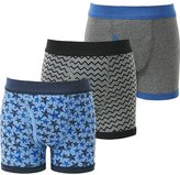 Uniqlo Boys Boxer Brief 3 Pack