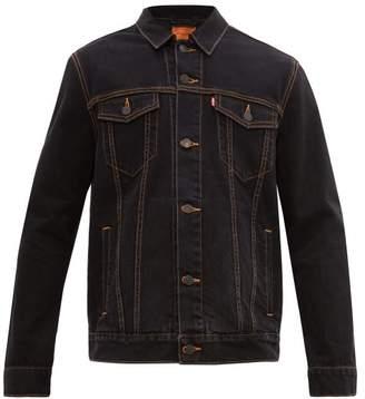 Levi's Wardrobe.Nyc Wardrobe.nyc - X Levis Denim Jacket - Mens - Black