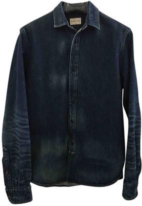 Simon Miller Blue Denim - Jeans Shirts