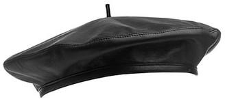 Eugenia Kim Carter Leather Beret