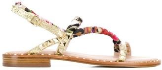 Ash Pattay sandals