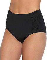 Betsey Johnson Solid High Waist Bottom