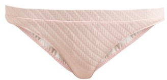 Solid & Striped The Madison Bikini Briefs - Womens - Light Pink