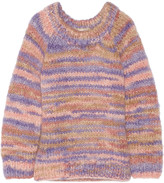 Michael Kors Oversized mohair and wool-blend sweater