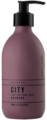 LARRY KING City Life Shampoo Bottle 300ml