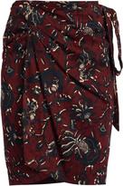 Etoile Isabel Marant Jayda floral-print cotton skirt