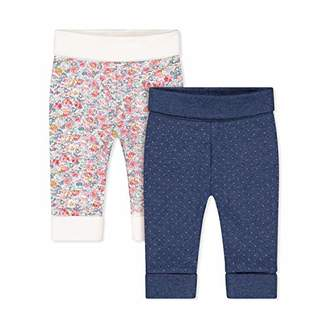 Mothercare Baby IO NB PF 2PK Joggers Tracksuit,(Size:62)
